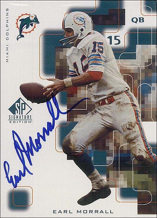 Football Card Sample